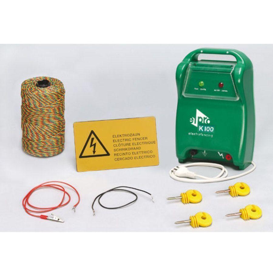 Schema Elettrico Elettrificatore Per Recinzioni : Recinzioni elettrificate come funzionano