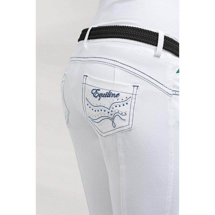 d2332cddd685 Pantalone da bambina Taylor Equiline - Pantaloni equitazione Bambino ...