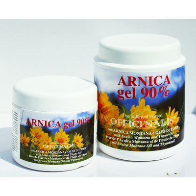 Officinalis Arnica Gel Muscoli 90%