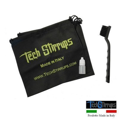 Tech Stirrups Kit pulizia staffe