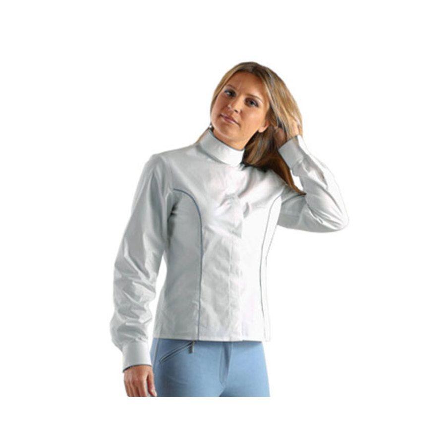 Amato Camicia donna da concorso modelli senza manica, corta e lunga  JI35
