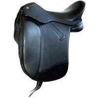 Sella dressage Gold con archetto intercambiabile