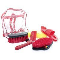 Grooming set completo a zainetto