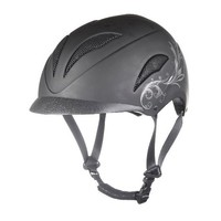 Casco Perfection con disegno laterale