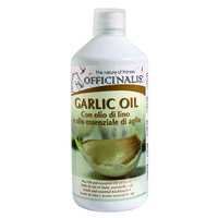 Garlic Oil 1L integratore per cavalli