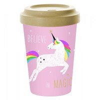 Always Unicorn tazza in fibra di Bamboo