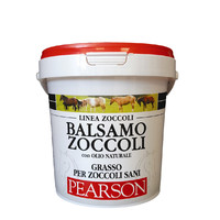Balsamo zoccoli nero 1000 ml