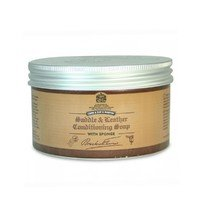 Brecknell turner saddle soap - cera per cuoio 250 - 500 ml