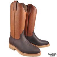 e3388549c3666 Sancho Abarca  Stivali e scarpe equitazione Stivali western da ...