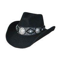 Cappello western in feltro di alta qualita  Mira 57a33d298e60