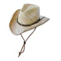 cappello western in paglia con lacciolino regolabile Tequila - solo taglia S 47ca30cb377a
