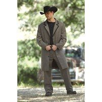 Cappotto western Abraham