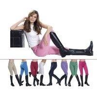 3f926cc21d276c Pantalone leggerissimo estivo (280 gr) daslo multicolore da donna