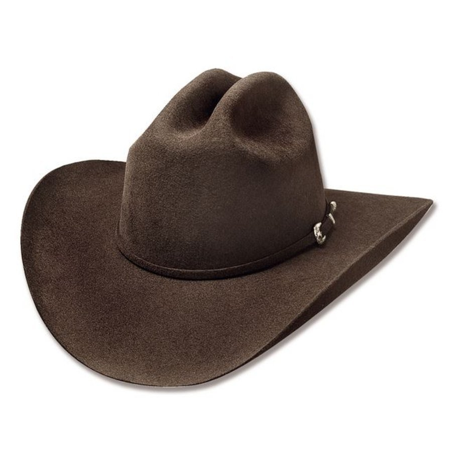 Cappelli western in feltro - Cappelli western  6e8a52a43b23
