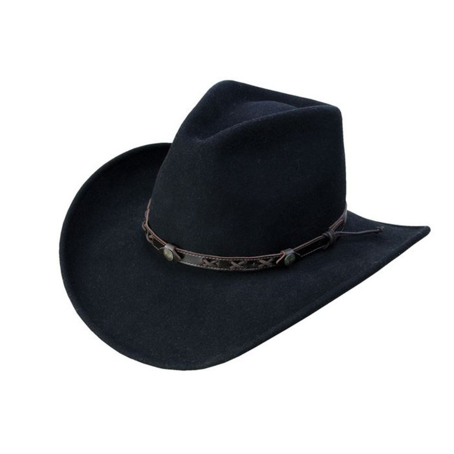 Cappelli western in feltro - Cappelli western  32c74e83776c