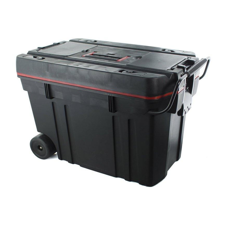Baule da viaggio con ruote scomparti interni e coperchio - Porta tv con rotelle ...