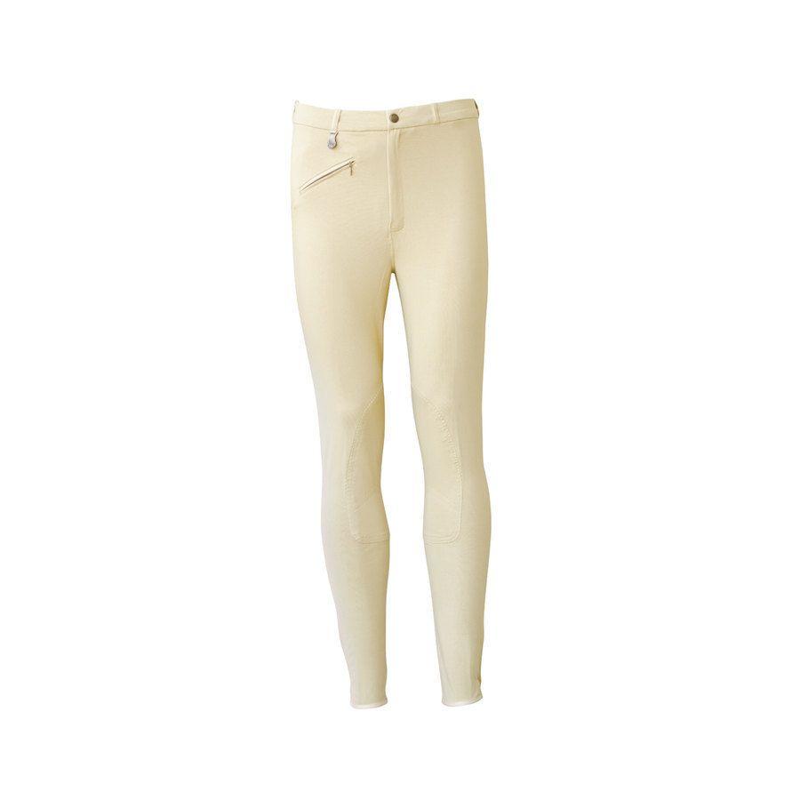 ab1a2dc0c99bf5 Pantaloni da uomo modello Urano aderente a vita bassa in cotone leggero