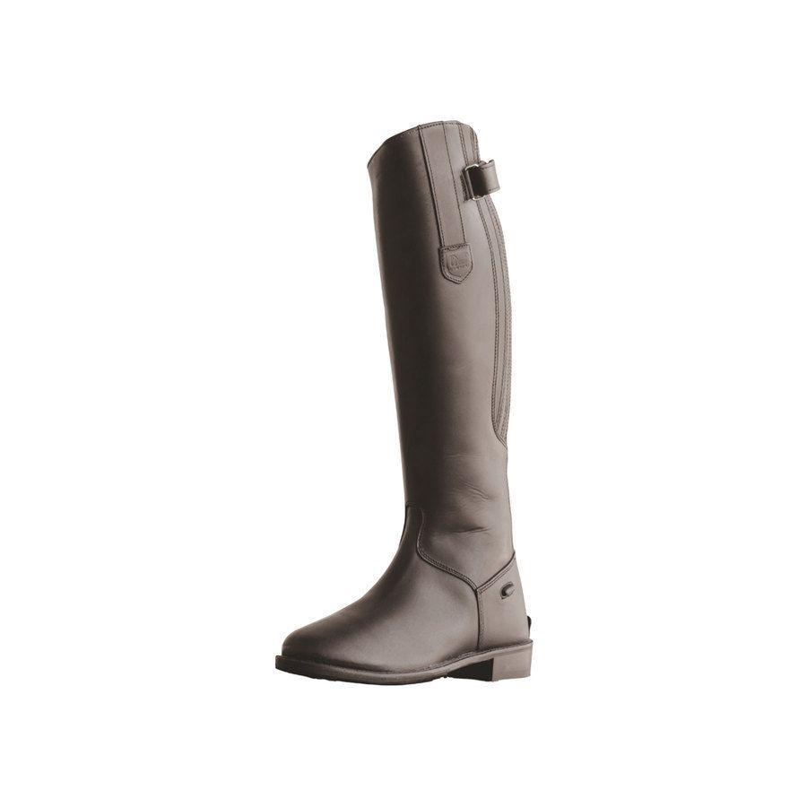 Stivali da concorso in pelle Equi-Comfort con cerniera posteriore e inserti  elastici 82650544335